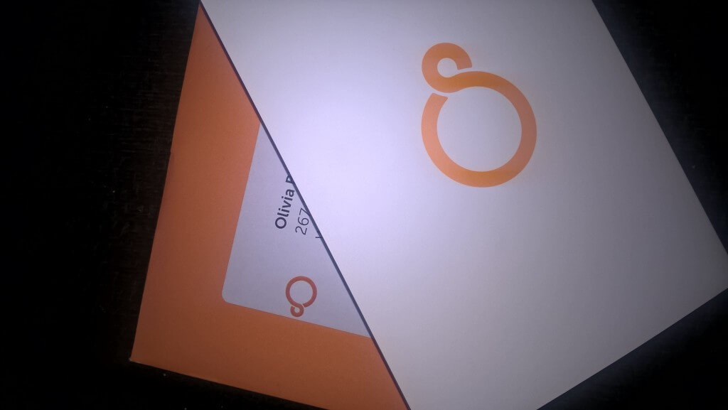 osper mobile banking card