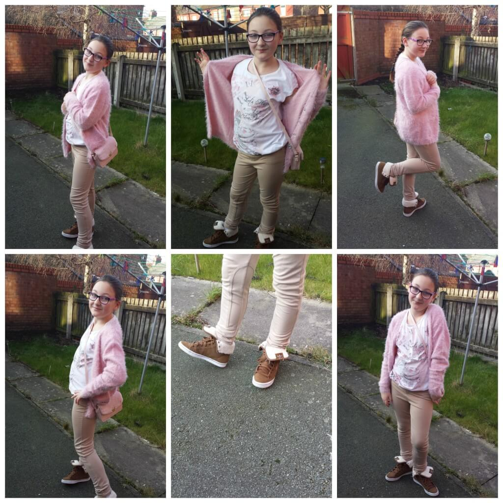 non-uniform day olivias outfit of choice