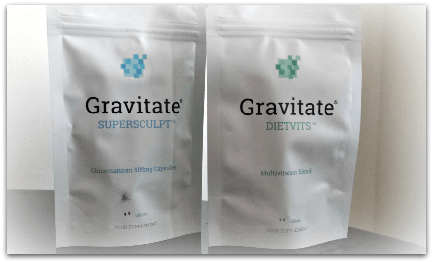 gravitate nutrition & me product images