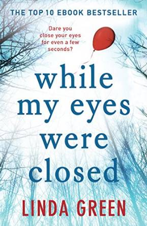 2 books in 2 nights while my eyes were closed book cover