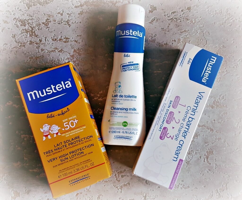 a look in my letterbox 2/7 mustela products
