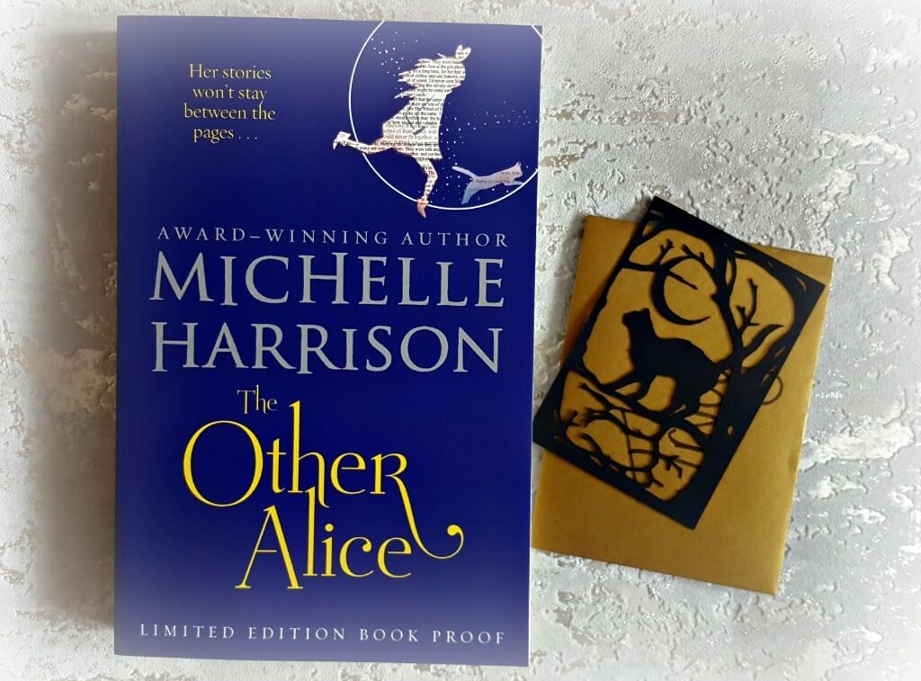 a look in my letterbox 2/7 the other alice book