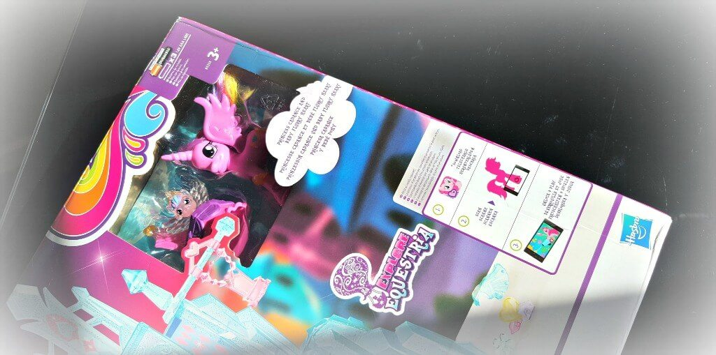 the my little pony explore equestria crystal empire castle review mlp-castle-figures