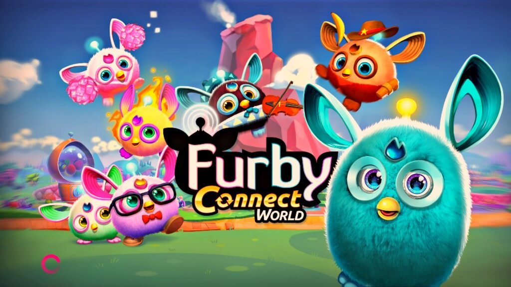 all new furby connect furby-app