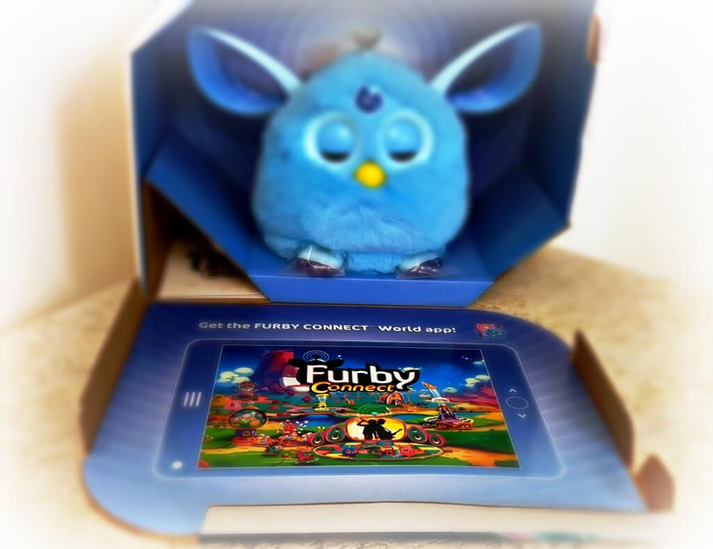 a furby connect in its box for 2016: the good, the bad and the ugly