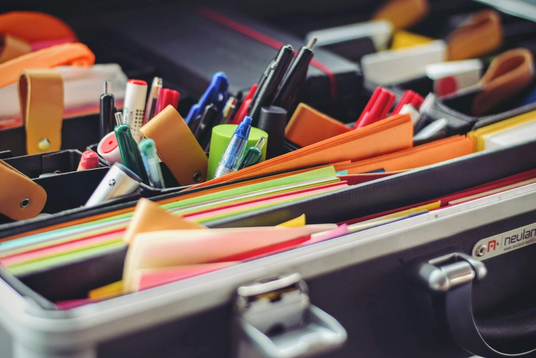 go completely paperless office supplies