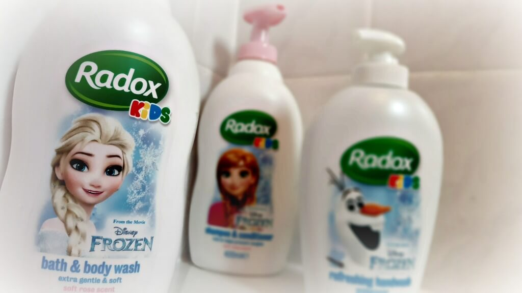 olivia's review round up radox for kids products