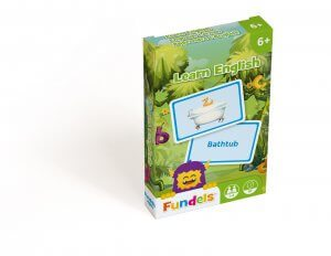 win with cartamundi fundels pack of learn english cards