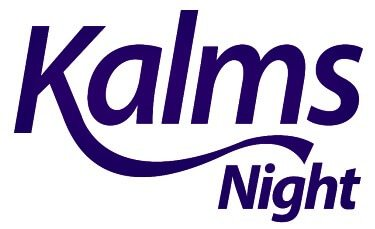 wake up ready kalms night logo