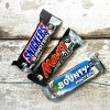 Taste Testing the Mars, Snickers and Bounty Protein Bars