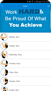 adam newman fitness review daily workout for the week