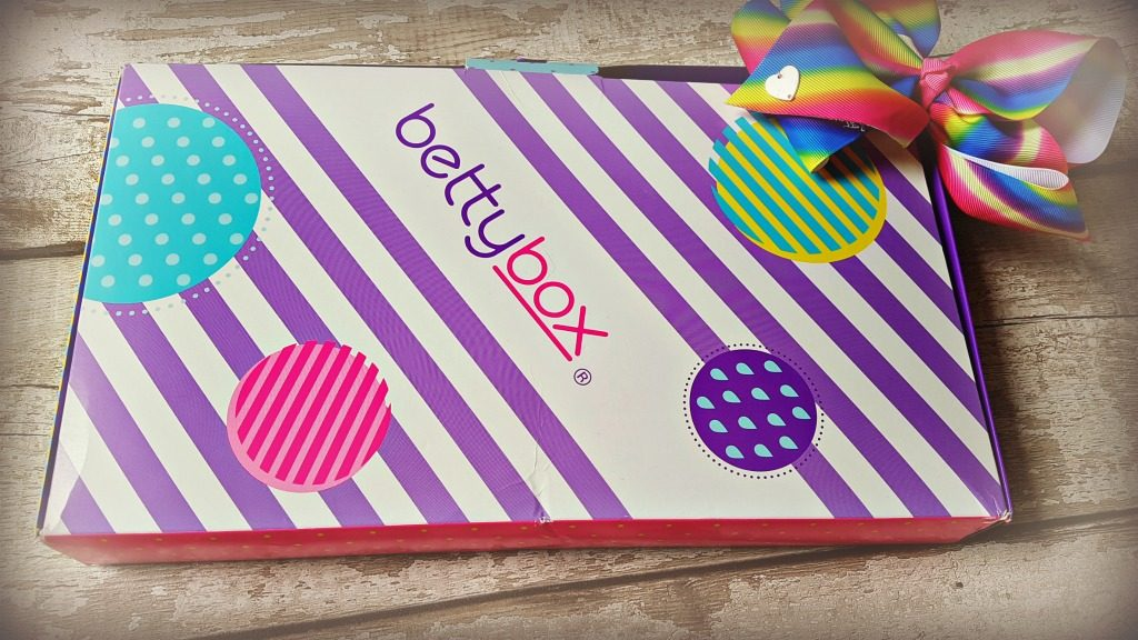 betty box subscription box