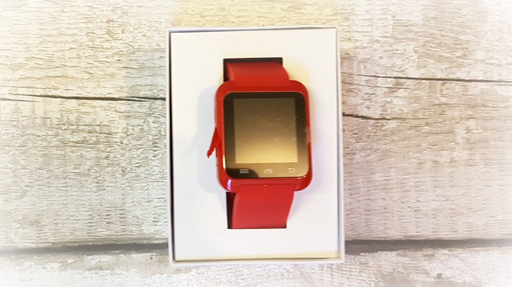 bluetooth smart watch in box