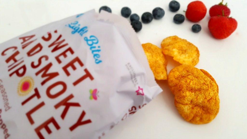 lighterlife fast light bites popped chips