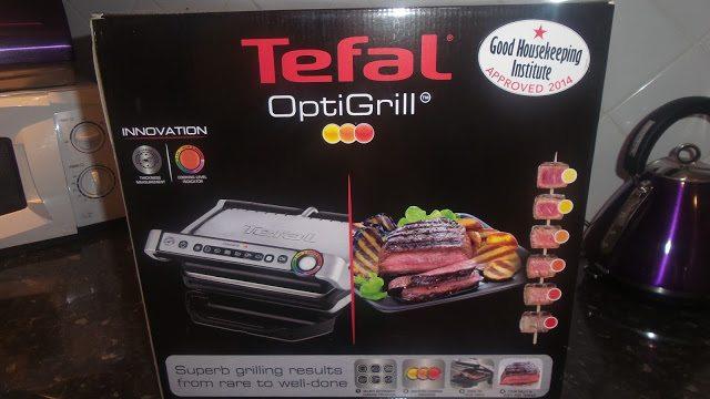 gadgets for families tefal optigrill