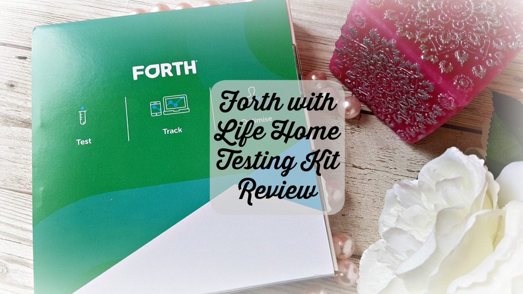 forth with life home testing kit